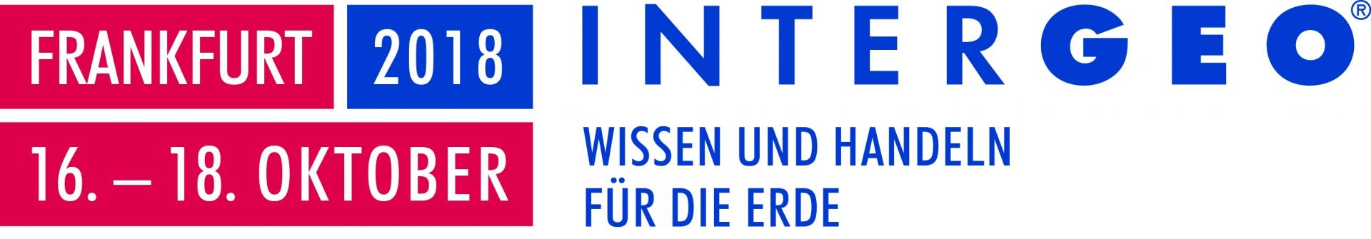 INTERGEO 2018 Frankfurt